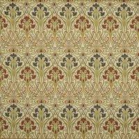 Tiffany Curtain Fabric Jewel
