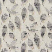 Tivoli Floral Curtain Fabric Dove