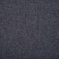 Turin Curtain Fabric Grey