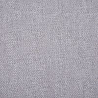 Turin Curtain Fabric Silver