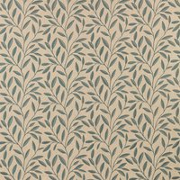 Whitwell Curtain Fabric Verdigris
