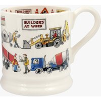 Seconds Builders at Work 1/2 Pint Mug