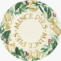 Seconds Bring in the Green 'Mince Pies' 8 1/2 Plate