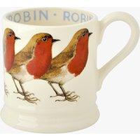 Birds Robin 1/2 Pint Mug