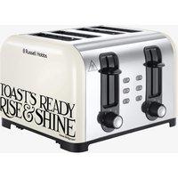 Russell Hobbs Toast & Marmalade 4 Slice Toaster