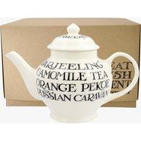 Black Toast 2 Mug Teapot Boxed