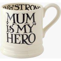 Seconds Black Toast Mum is my Hero 1/2 Pint Mug