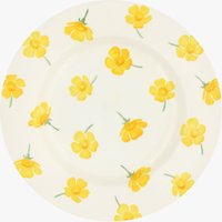 Buttercup Scattered 8 1/2 Inch Plate