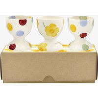 Buttercup Scattered Set Of 3 Egg Cups Boxed