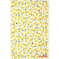 Buttercup & Bumblebee Tea Towel.