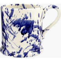 Seconds Blue Splatter 1/2 Pint Mug