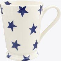 Blue Star Cocoa Mug.