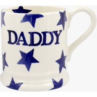 Seconds Blue Star DADDY 1/2 Pint Mug