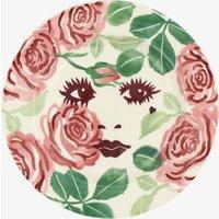 Beautiful Roses 6 1/2 Inch Plate