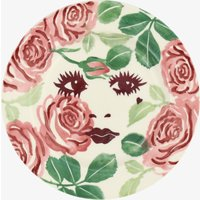 Seconds Beautiful Roses 6 1/2 Inch Plate