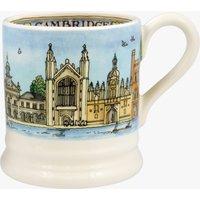 Seconds Cities Of Dreams Cambridge 1/2 Pint Mug.