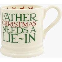 Seconds Christmas Toast 'Father Christmas' 1/2 Pint Mug