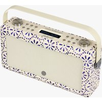 Blue Daisy Hepburn MKII Bluetooth Radio