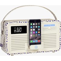 Blue Daisy Retro Radio MKII DAB & Bluetooth