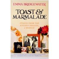 Toast & Marmalade Paperback Book.