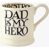 Seconds Black Toast Fathers Day 1/2 Pint Mug