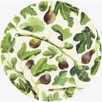 Vegetable Garden Figs Serving Plate