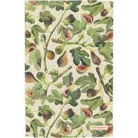 Vegetable Garden Figs Tea Towel.