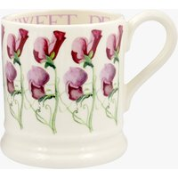 Seconds Sweet Pea Plum 1/2 Pint Mug