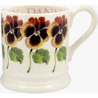 Pansy 1/2 Pint Mug