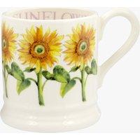 Seconds Sunflower 1/2 Pint Mug