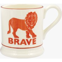 Seconds Brave Lion 1/2 Pint Mug