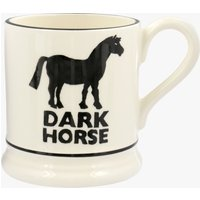 Seconds Dark Horse 1/2 Pint Mug