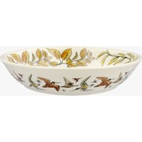 Seconds Game Birds Pheasant Medium Pasta Bowl