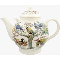 Game Birds Gallon Teapot