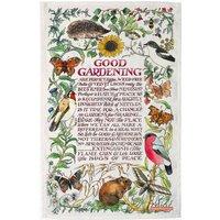 Good Gardening Tea Towel.