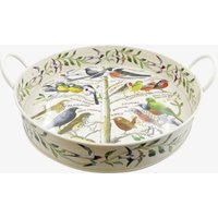 Garden Birds Large Handled Tin Tray