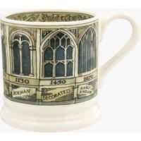 Architectural Detail Gothic 1/2 Pint Mug