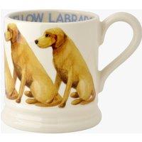 Yellow Labrador 1/2 Pint Mug