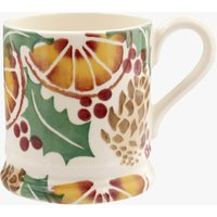 Seconds Holly and Berry Wreath 1/2pt Mug