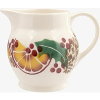 Holly and Berry Wreath 1/2 Pint Jug
