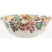 Holly and Berry Wreath Cereal bowl