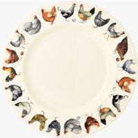 Hen & Toast 10 1/2 Plate