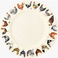 Seconds Hen & Toast 10 1/2 Plate 2016