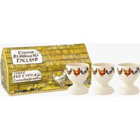 Hen & Toast Set of 3 Egg Cups