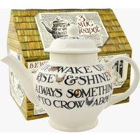 Hen & Toast 3 Mug Teapot Boxed