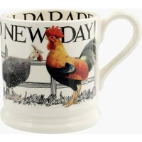 Seconds Rise & Shine New Day 1/2 Pint Mug