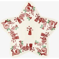 Seconds Joy Trumpets Small Star Plate