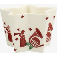 Seconds Joy Trumpets Small Star Candle Unfilled
