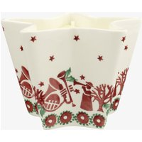 Seconds Joy Trumpets Large Star Candle Unfilled