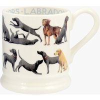 Seconds All Over Labador 1/2 Pint Mug